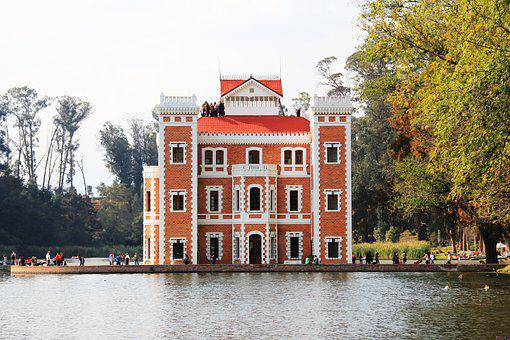 Building, Architecture, History, Estate, Castle, Lake