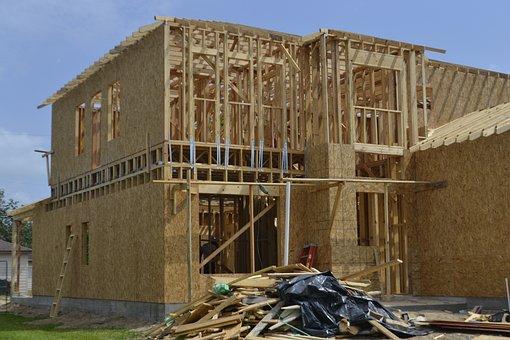 Construction, Home, House, Renovation, Architecture