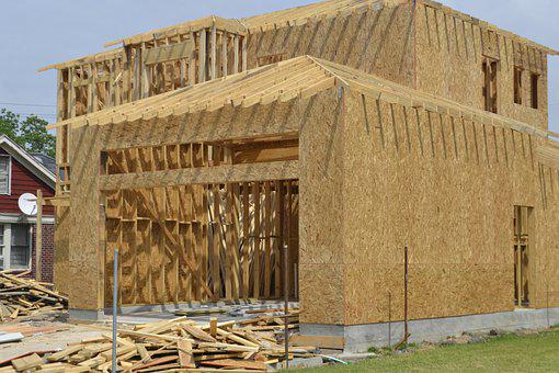 Construction, Home, Property, House, Residence
