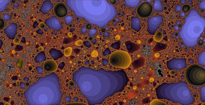 Fractals, Spiral, Abstract, Pattern, Quantum