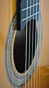 Guitar, Acoustic, Music, Guitarist, Strings, Instrument