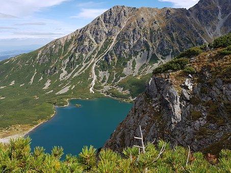 Tatry, Mountains, Landscape, Poland, Nature, Mountain