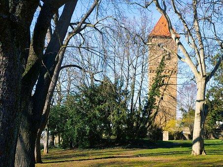 Old Tower, Neckarsulm, German Order Castle, Tower, Old