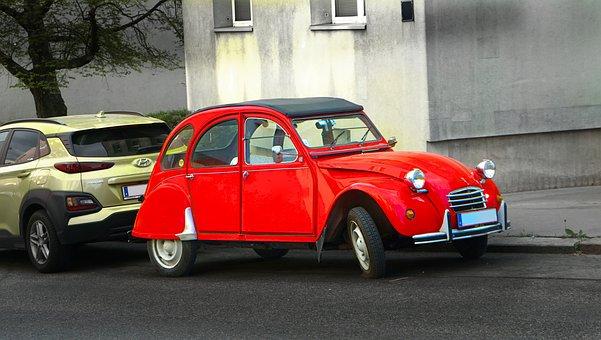 Car, Vehicle, Luxury, Old Car, Oldie, Old, Oldtimer
