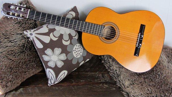 Guitar, Music, Acoustic, Strings, Instrument, Rock