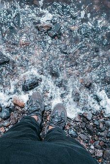 Shoes, Beach, Technology, Fashion