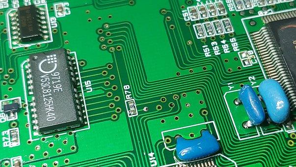 Chip, Electronics, Board, Solder, Technology
