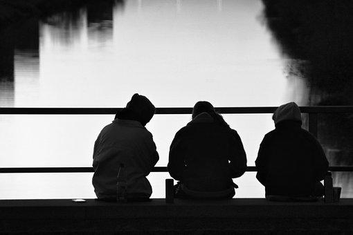 Friends, Friendship, Meeting, Team, Human, Cooperation