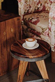 Coffee, Latte, Coffee Art, Cafe, Art Cafe, Café