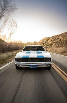 Car, Camaro, Chevrolet, Vehicle, Auto, Classic, Chevy