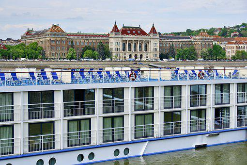 Budapest, Buildings, Cruise Ship, Danube, Hungary