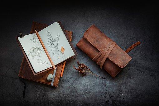 Sketchbook, Sketch, Drawing, Creative, Design, Artwork