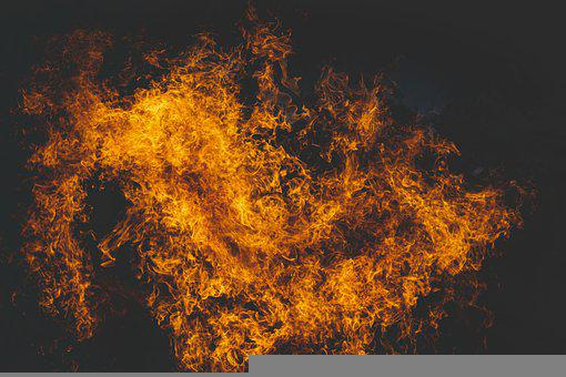 Fire, Brand, Heat, Burn, Flame, Embers, Hot, Wood Fire