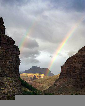 Grand Canyon, Colorado River, Rainbow, River