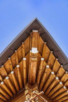 Giwajip, Roof Tile, Hanok, Republic Of Korea