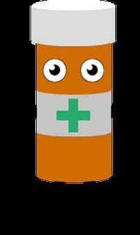 Medicine, Bottle, Pills, Medical, Pharmacy, Medication