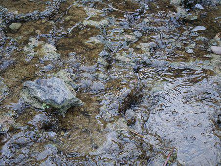 Water, Stone, River, Rocks, Scenery, Nature, Scenic