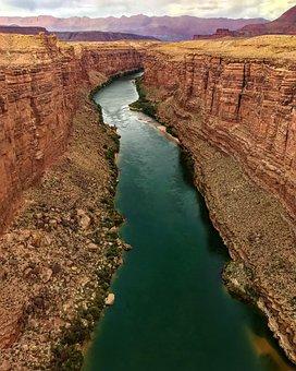 Grand Canyon, Marble Canyon, Navajo Bridge