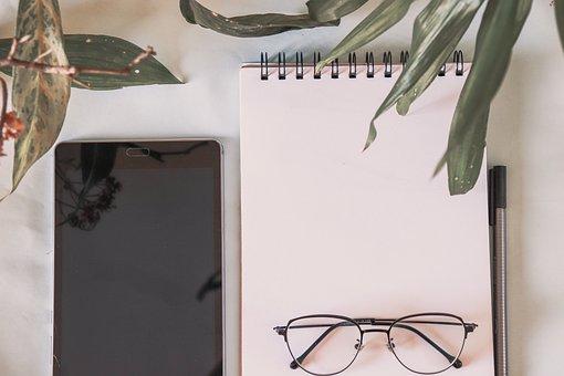 Tablet, Technology, Gadget, Digital, Work, Office