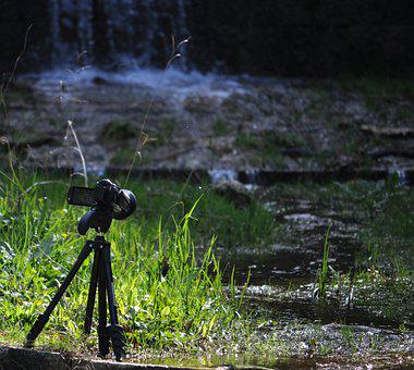 Camera, Filming, Photography, Video, Canon, Equipment