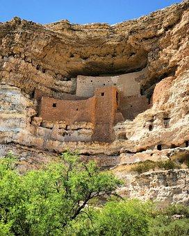 Montezuma Castle, Native American, Ruin, Archaeology
