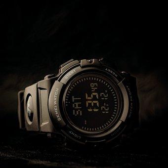 Countdown, Tech, Time, Watch