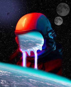 Space, Galaxy, Universe, Astronautics, Fantasy, World