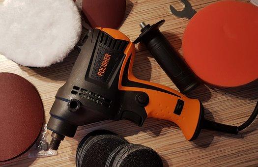 Tool, Polish, Grinding, Construction