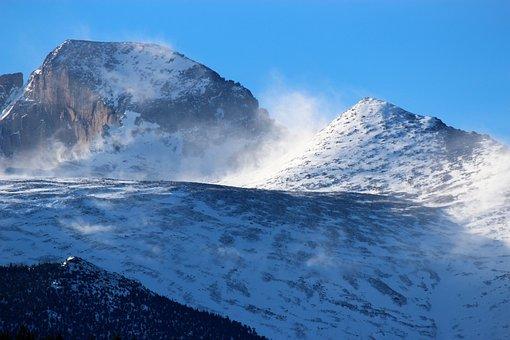 Rockies, Alpine Tundra, Landscape, Alpine, Outdoor