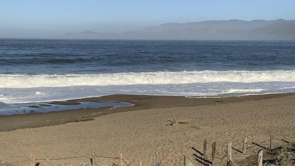 Baker Beach, Presidio, San Francisco