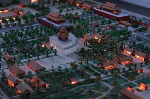 China, Village, Asia, Geography, Land, Locality