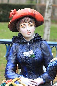 Auguste Renoir, Sisters, Painting, Colors