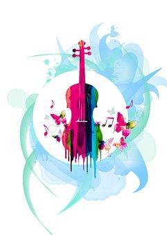Music, Instrument, Guitar, Musician, Melody, Sound