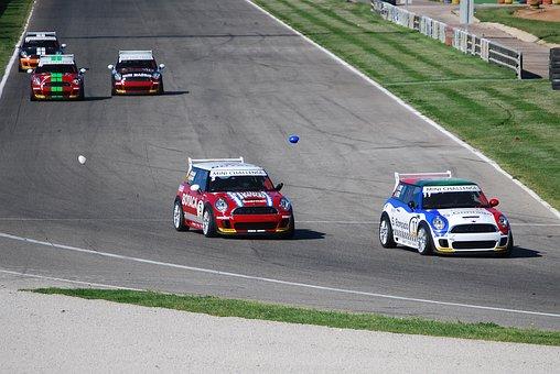 Car Racing, Racing, Race Track, Auto Racing, Motorsport