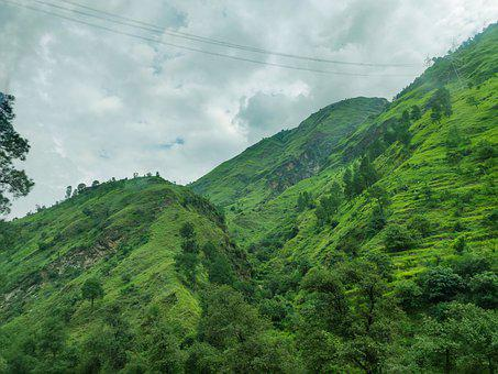 India, Bangladesh, Nature, Hills, Mountain