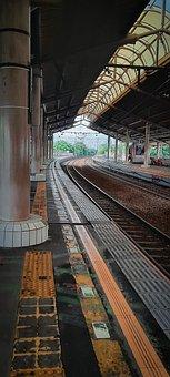 Railway, Railway Station, Indonesia Railway Station