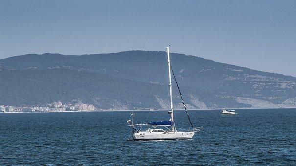 болгария, Bulgaria, корабль, море