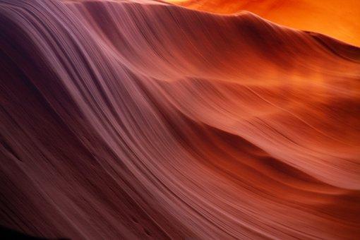 Sand, Dunes, Landscape, Wind, Beautiful, Desert, Nature