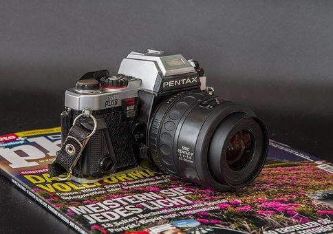 Camera, Analog, Film, Equipment, Slr Camera, Photograph
