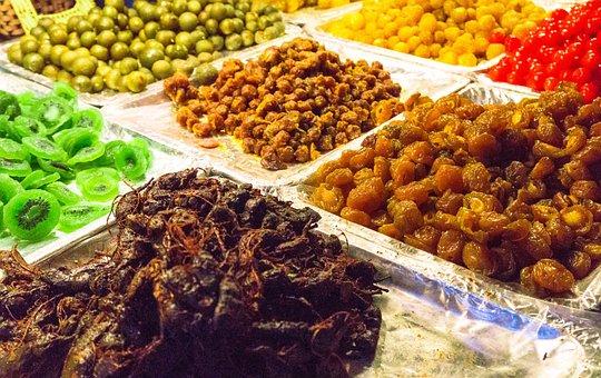 ô Mai, Dried Fruits, Food, Street Food, Fruit Candies