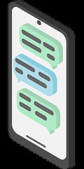 Smartphone, Communication, Chat, Talk, Message, App