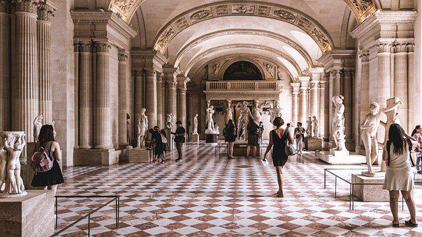 Museum, France, Architecture, History, Culture