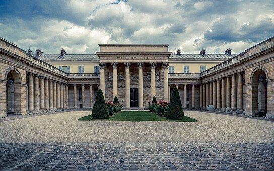 Museum, Paris, France, Architecture, Monument, Building
