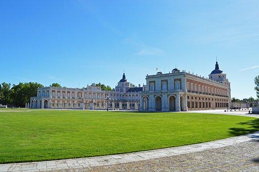 Castle, Architecture, Grass, Building, Old, Landmark