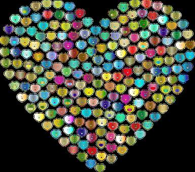 Hearts, Love, Emotions, Emoji, Emoticons, Passion