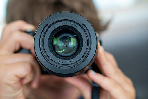 Camera, Photography, Photographer, Aperture, Lens