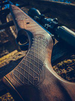 Airgun, Vzduchovka, The Devil, Diabols, Gun, Air, Rifle