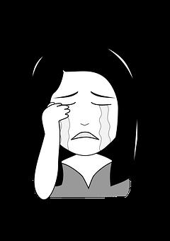 Girl, Cry, Sad, Tears, Sadness, Crying, Weep, Emotion