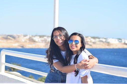 Mariam, Sarah, Sharm El Sheikh