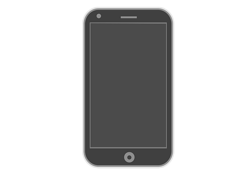 Mobile Phone, Phone, Screen, Iphone, Cellular
